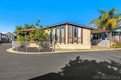 402 63rd St UNIT SPC 239, San Diego, CA 92114 - MLS#: 200006378