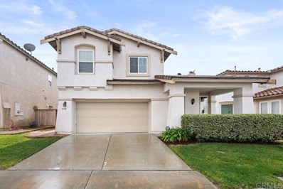 1498 Marble Canyon Way, Chula Vista, CA 91915 - MLS#: 200007206
