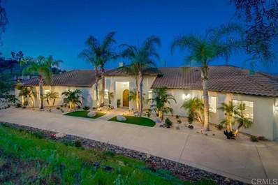 4709 Briana Court, Fallbrook, CA 92028 - MLS#: 200007363