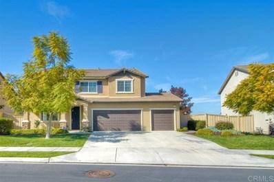 1209 Stratton Drive, Vista, CA 92083 - MLS#: 200007455
