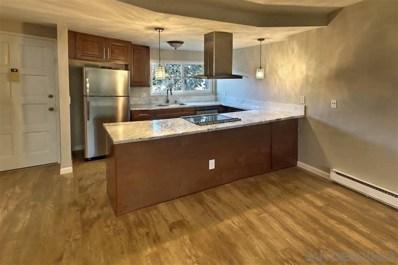 8765 Lake Murray Blvd UNIT 9, San Diego, CA 92119 - MLS#: 200007751