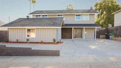 8659 Renown Dr, San Diego, CA 92119 - MLS#: 200007805