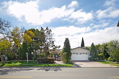 1343 Mariners Dr, Newport Beach, CA 92660 - MLS#: 200007874