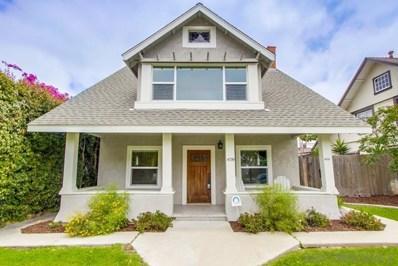 4737 Terrace Drive, San Diego, CA 92116 - MLS#: 200008186