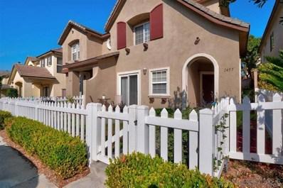 1457 Normandy Drive, Chula Vista, CA 91913 - MLS#: 200008210