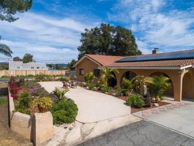 629 Rosvall Drive, Fallbrook, CA 92028 - MLS#: 200008567