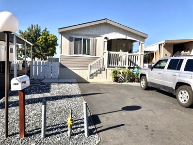 1425 Second Ave. UNIT 160, Chula Vista, CA 91911 - MLS#: 200008580