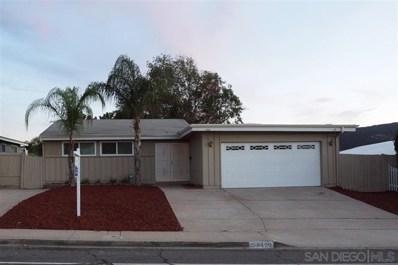 8409 Carlton Oaks Dr., Santee, CA 92071 - MLS#: 200008737