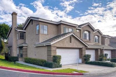9525 Questa Pointe, San Diego, CA 92126 - MLS#: 200008829