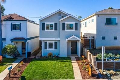 507 Rockledge St., Oceanside, CA 92054 - MLS#: 200008845