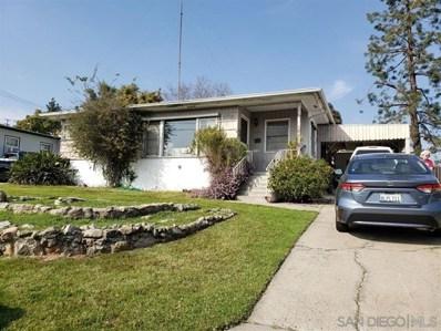 7420 Stanford Avenue, La Mesa, CA 91942 - MLS#: 200009158