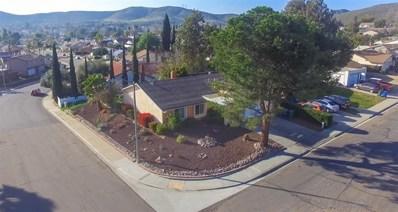 10302 Amada Pl, Santee, CA 92071 - MLS#: 200009167