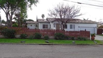 7329 pacific ave, Lemon Grove, CA 91945 - MLS#: 200009211