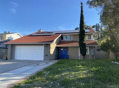 9713 Kenora Woods Ln, Spring Valley, CA 91977 - MLS#: 200009267