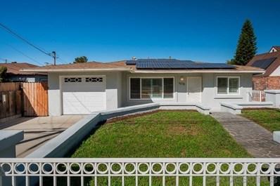 9278 Lamar St., Spring Valley, CA 91977 - MLS#: 200009558