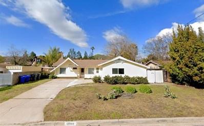13944 Powers Rd, Poway, CA 92064 - MLS#: 200010130