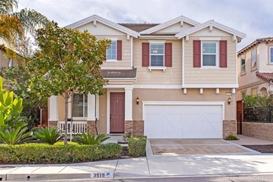 3515 Lone Pine Lane, San Marcos, CA 92078 - MLS#: 200010191