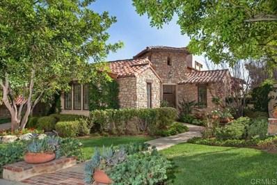 18532 Corte Fresco, Rancho Santa Fe, CA 92091 - MLS#: 200010315