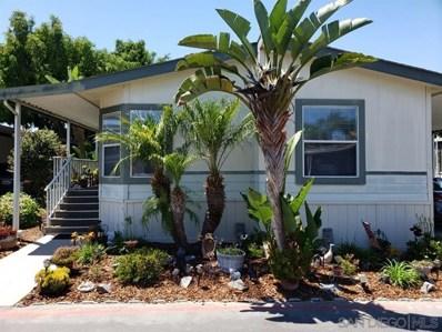 2907 S Santa Fe Ave UNIT 20, San Marcos, CA 92069 - MLS#: 200010322