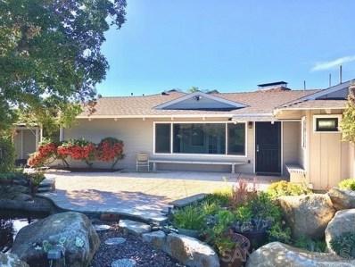 12202 Boulder View Drive, Poway, CA 92064 - MLS#: 200010740