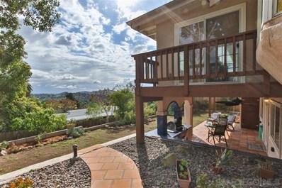 4568 Mayapan Drive, La Mesa, CA 91941 - MLS#: 200010936
