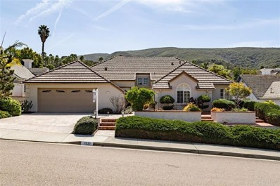 1221 Las Nubes Ct, San Marcos, CA 92078 - MLS#: 200010985
