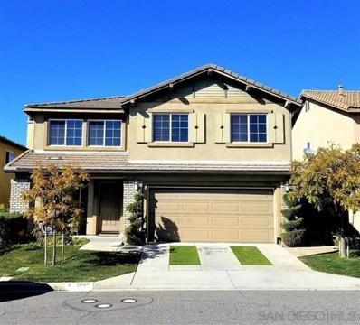 1696 Via Hacienda Ct, San Marcos, CA 92069 - MLS#: 200011587