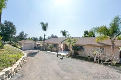 3729 Sinclair Lane, Spring Valley, CA 91977 - MLS#: 200011592