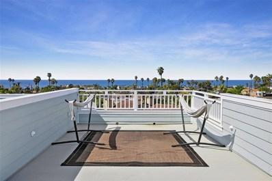 4573 Tivoli, San Diego, CA 92107 - MLS#: 200011784