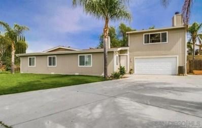 9399 Weber, Spring Valley, CA 91977 - MLS#: 200012320
