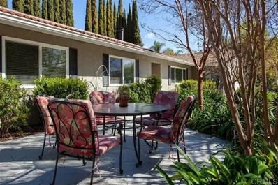 1605 Calavo Rd, Fallbrook, CA 92028 - MLS#: 200012483