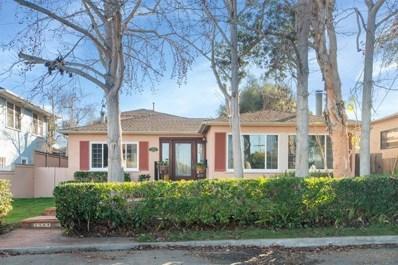 3549 Jennings St, San Diego, CA 92106 - MLS#: 200012608