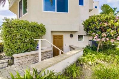1443 Locust Street, San Diego, CA 92106 - MLS#: 200012768