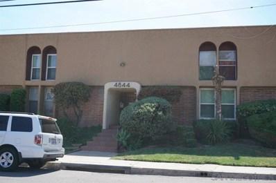 4844 68th Street UNIT 21, San Diego, CA 92115 - MLS#: 200012829