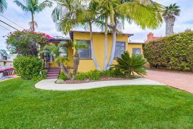 5606 Meade Ave, San Diego, CA 92115 - MLS#: 200013171