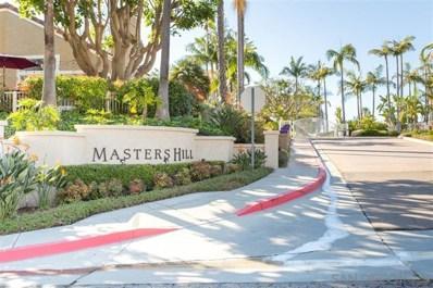 12132 Royal Birkdale Row UNIT 205E, San Diego, CA 92128 - MLS#: 200013695
