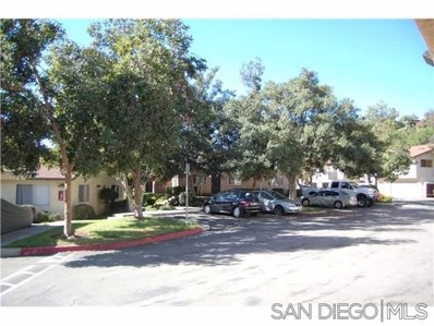 9270 Amys St UNIT 50, Spring Valley, CA 91977 - MLS#: 200014528