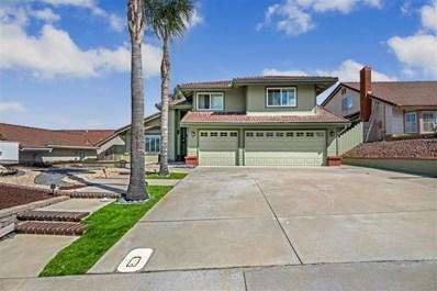 2034 Sonett St, El Cajon, CA 92019 - MLS#: 200014782