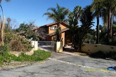 3952 Palomar Dr, Fallbrook, CA 92028 - MLS#: 200014850
