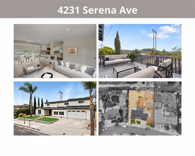 4231 Serena Ave, Oceanside, CA 92056 - MLS#: 200016700