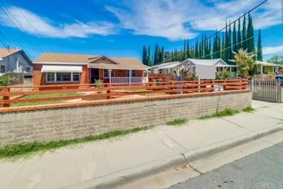 1336 Peach Ave, El Cajon, CA 92021 - MLS#: 200017176