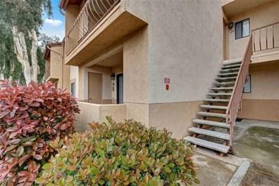 12191 Cuyamaca College Dr. UNIT E 105, El Cajon, CA 92019 - MLS#: 200017898