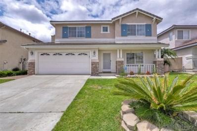 1460 Appalachian Pl, Chula Vista, CA 91915 - MLS#: 200017903
