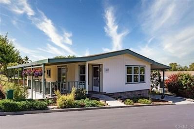 3535 Linda Vista Dr UNIT 312, San Marcos, CA 92078 - MLS#: 200017965