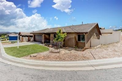 1129 Coast Oak Trail, Campo, CA 91906 - MLS#: 200018066