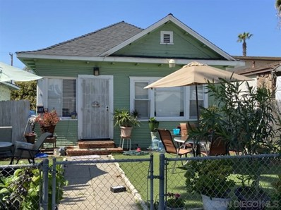 2321 Harrison Ave, San Diego, CA 92113 - MLS#: 200018397