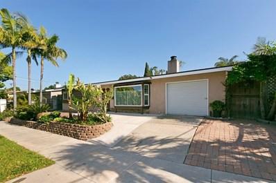 4221 Thomas St, Oceanside, CA 92056 - MLS#: 200018879