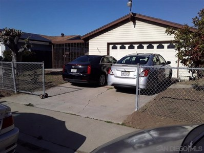 859 Worthington Street, San Diego, CA 92114 - MLS#: 200019042