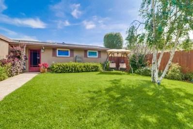 9479 Yolanda Ave, San Diego, CA 92123 - MLS#: 200019317