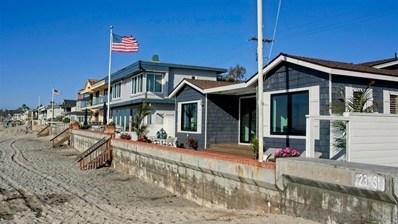 2306 Ocean Front, Del Mar, CA 92014 - MLS#: 200019495